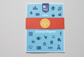 BC Egg - Annual Report 2014